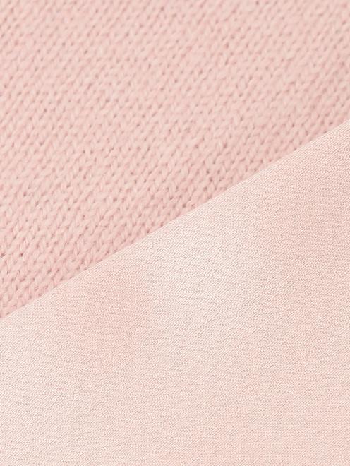 Джемпер из шерсти и кашемира с завязкой сзади Alberta Ferretti - Деталь