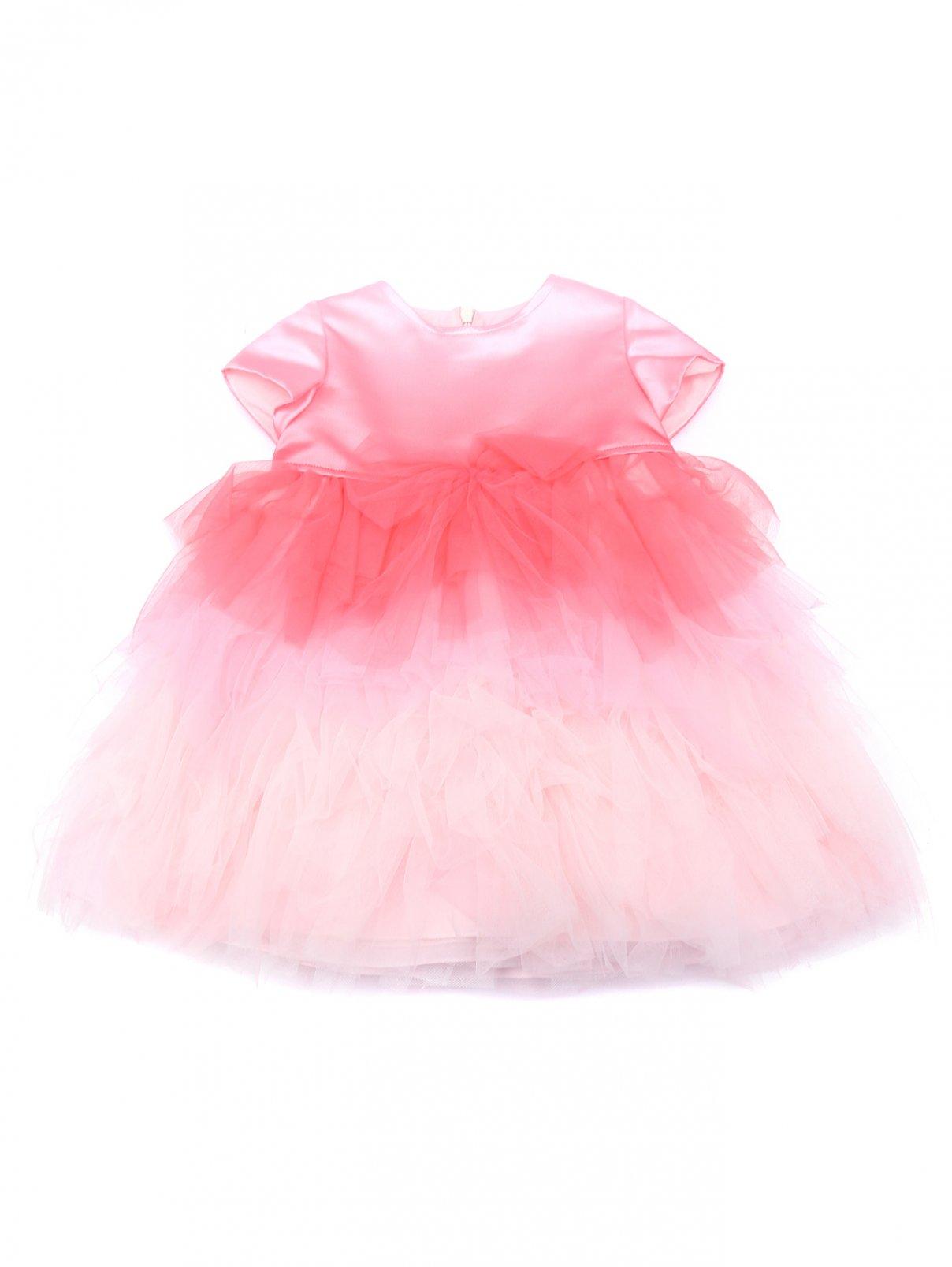 Платье с эффектом деграде Aletta Couture  –  Общий вид