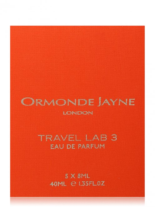 Набор парфюмерной воды 5х8 мл Travel Ormonde Jayne - Общий вид