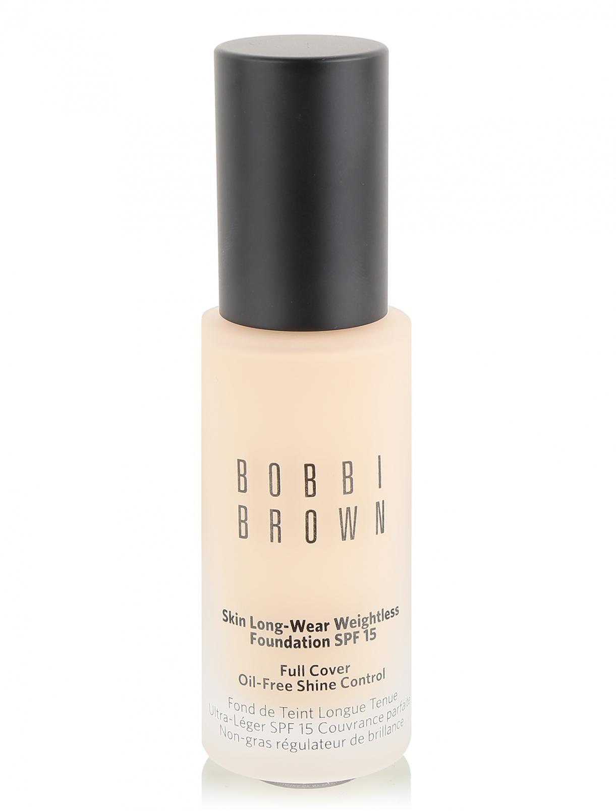 Тональное средство Neutral Porcelain Skin Long-Wear Weigh Bobbi Brown  –  Общий вид