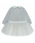 Платье с пышной юбкой Bibi  –  Обтравка1
