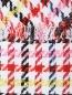 Юбка-мини с узором и бахромой Karl Lagerfeld  –  Деталь