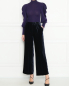 Джемпер из шерсти с объемными рукавами Alberta Ferretti  –  МодельОбщийВид
