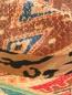 Соломенная шляпа с узором Etro  –  Деталь