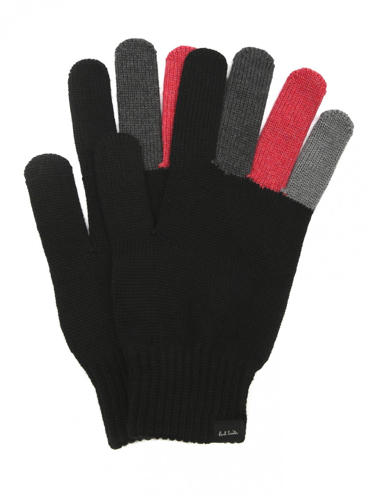 Перчатки из шерсти Paul Smith  –  Общий вид