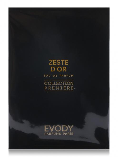 Парфюмерная вода - Zeste D'Or, 50ml Evody - Общий вид