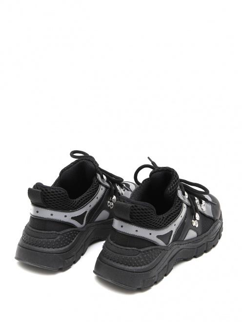 Кроссовки на эргономической подошве Gallucci - Обтравка2