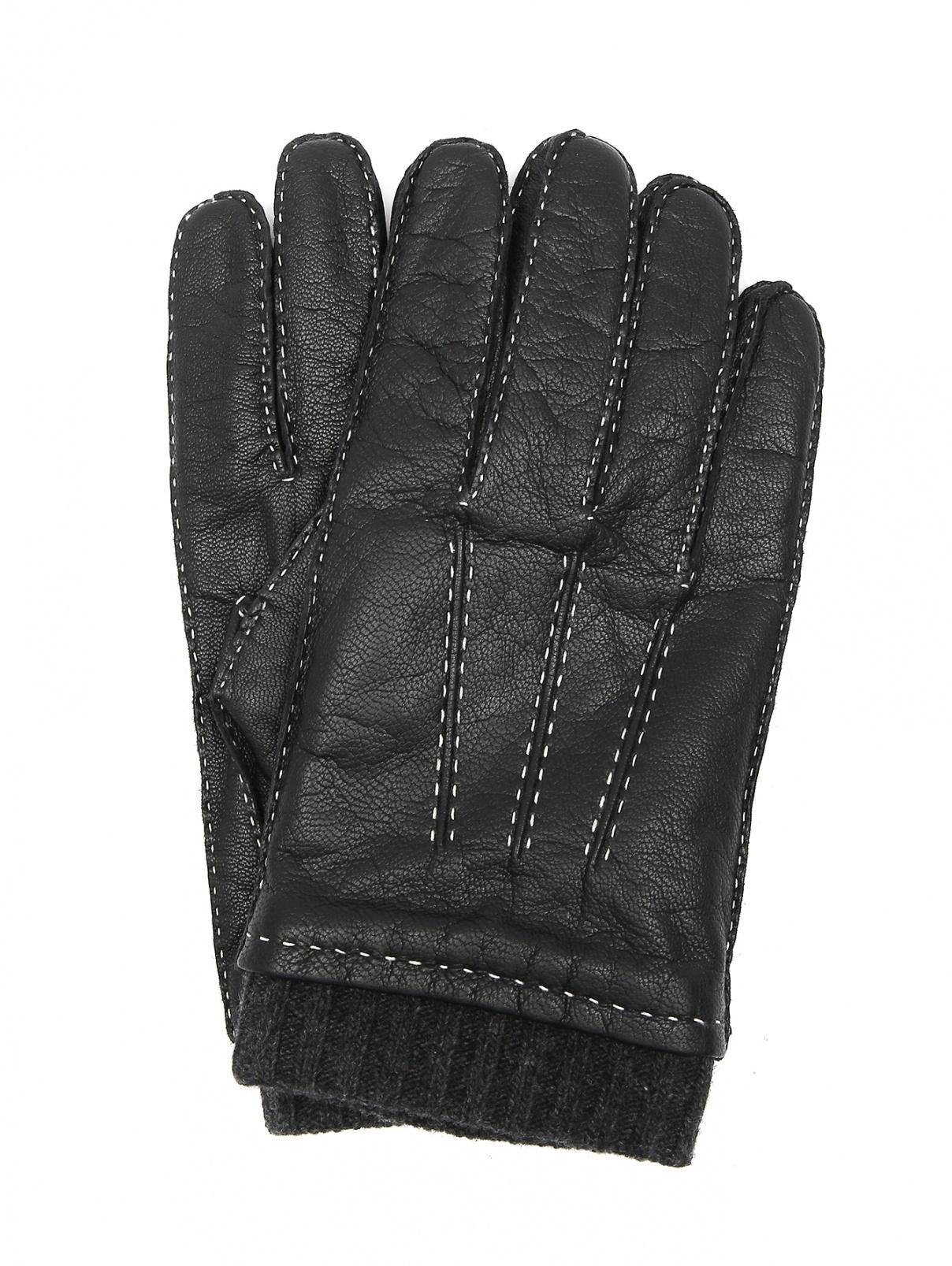 Перчатки из кожи Portolano  –  Общий вид