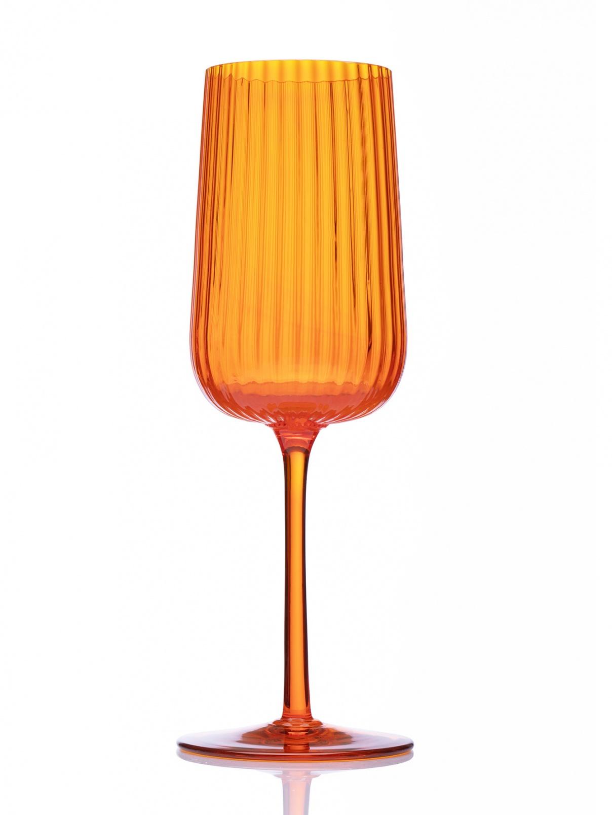 Бокал для белого вина, высота - 22 см, диаметр - 6,3 см NasonMoretti  –  Общий вид