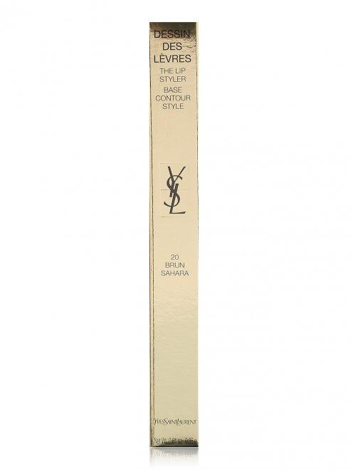 Карандаш для губ 20 Lip Styler YSL - Общий вид