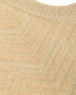 Топ из шерсти и льна Brooks Brothers  –  Деталь