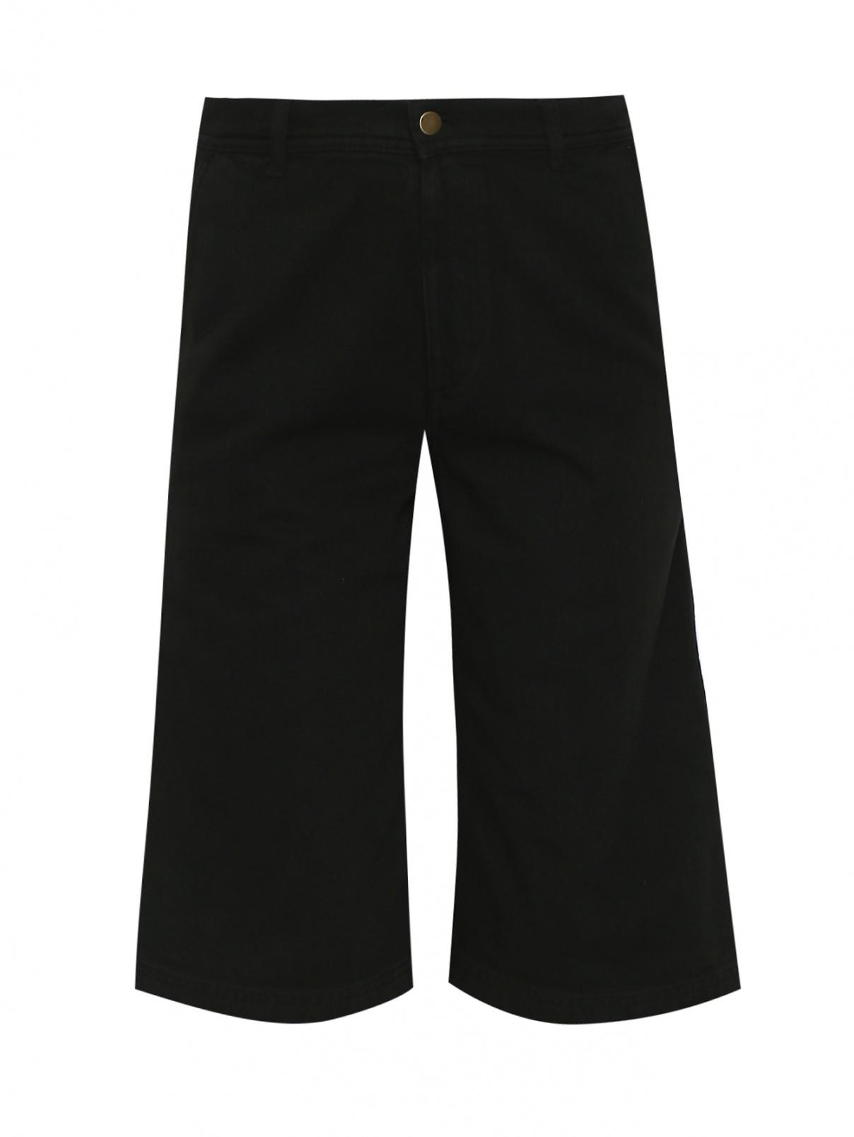 Джинсовые шорты с карманами Philosophy Di Lorenzo Serafini  –  Общий вид