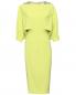 Платье из смешанной шерсти с декоративной отделкой Antonio Marras  –  Общий вид