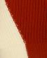 Джемпер из шерсти крупной вязки с контрастной вставкой Paul&Joe Sister  –  Деталь1