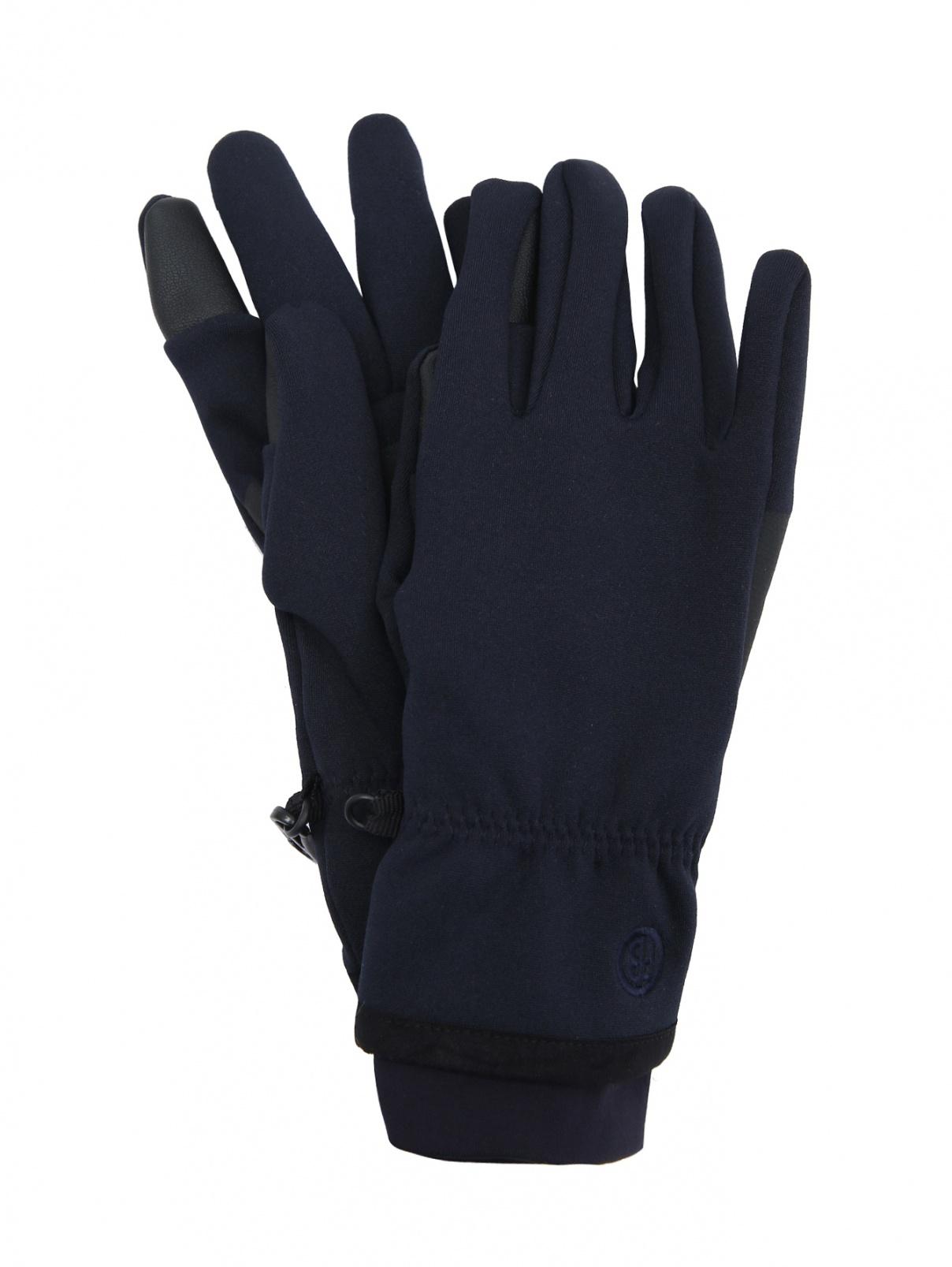 Перчатки со сенсорными вставками Poivre Blanc  –  Общий вид