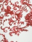 Блюдо круглое из фарфора с орнаментом Richard Ginori 1735  –  Деталь