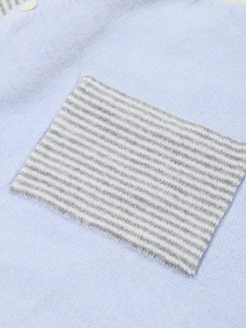Подарочный комплект из шерсти и кашемира Tomax - Деталь1