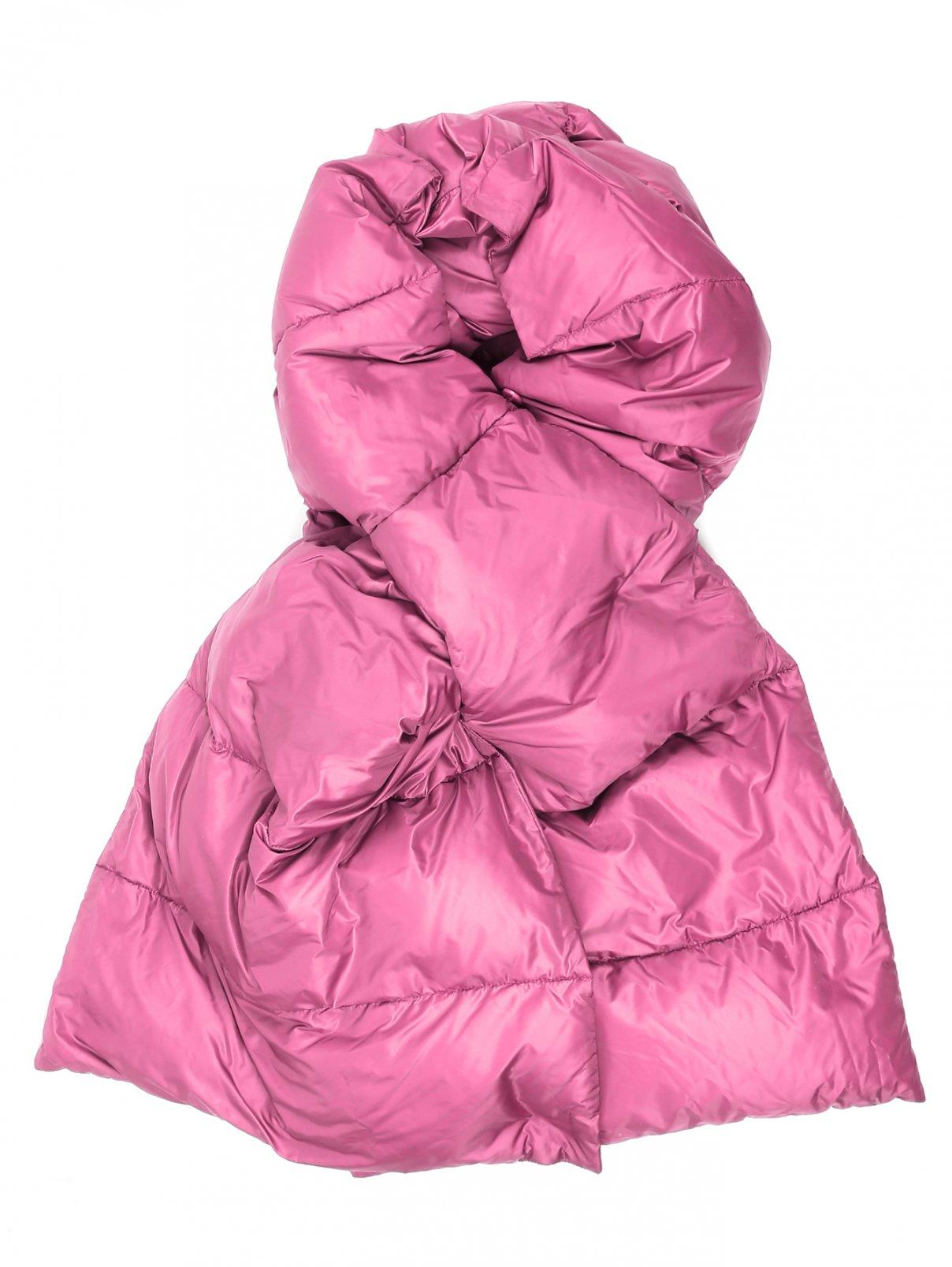 Стеганый шарф Max Mara  –  Общий вид