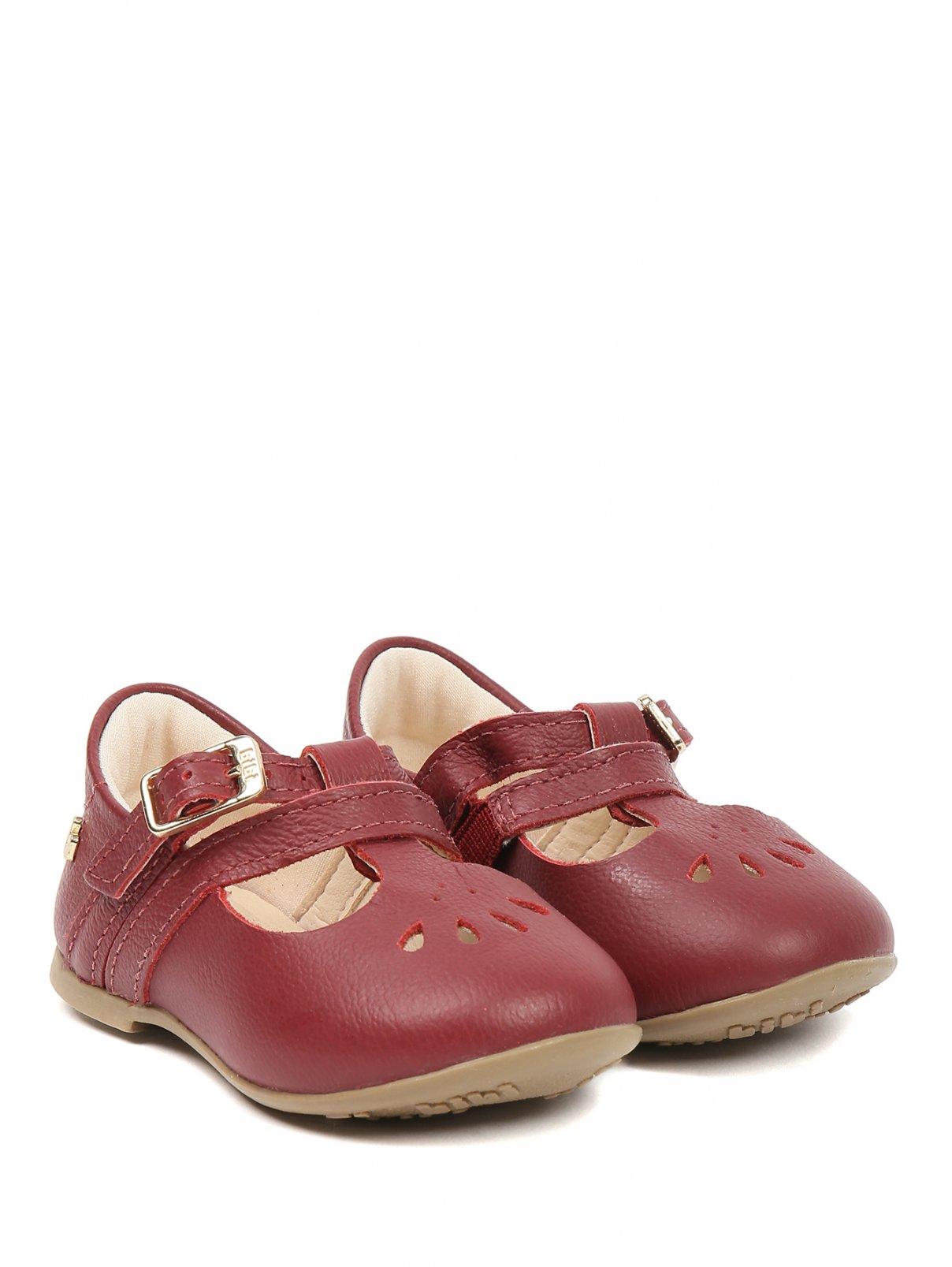 Туфли из кожи Bibi  –  Общий вид