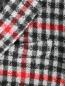 Пальто из шерсти с узором клетка Paul Smith  –  Деталь