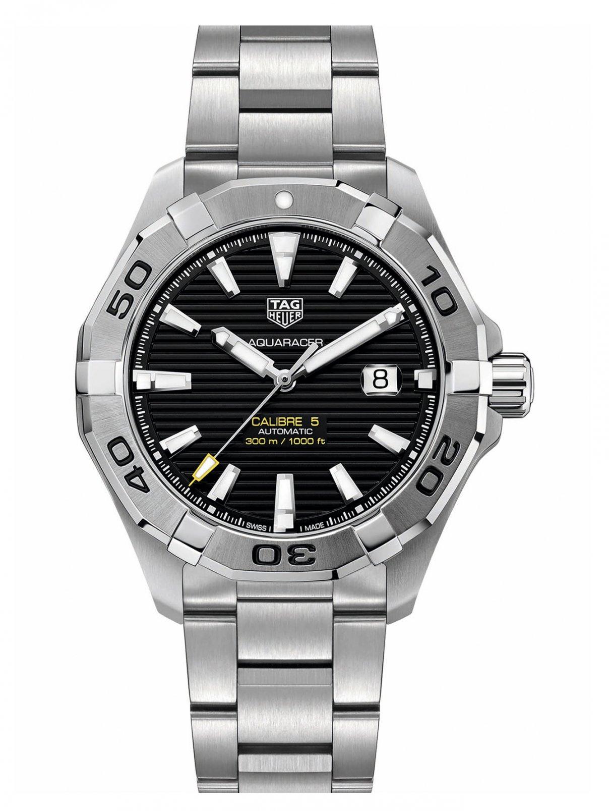 Часы WAY2010.BA0927 Aquaracer TAG Heuer  –  Общий вид