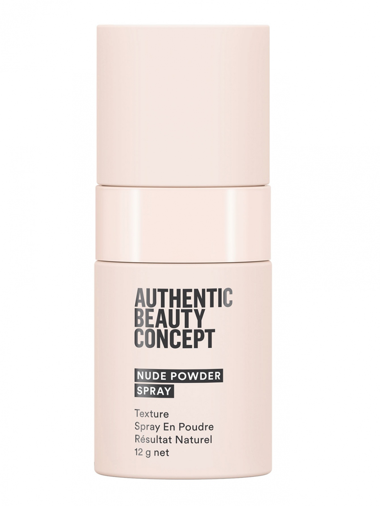 Пудровый Спрей Nude Powder Spray 12 г Authentic Beauty Concept  –  Общий вид