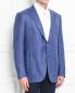 Пиджак из шерсти и шелка Isaia  –  Модель Верх-Низ