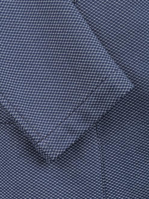 Пиджак из хлопка с узором - Деталь