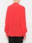 Блуза из шелка свободного кроя CLOSED  –  МодельВерхНиз1