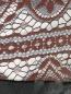 Платье с цветочным принтом и кружевной вставкой Antonio Marras  –  Деталь