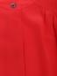 Блуза из шелка свободного кроя CLOSED  –  Деталь