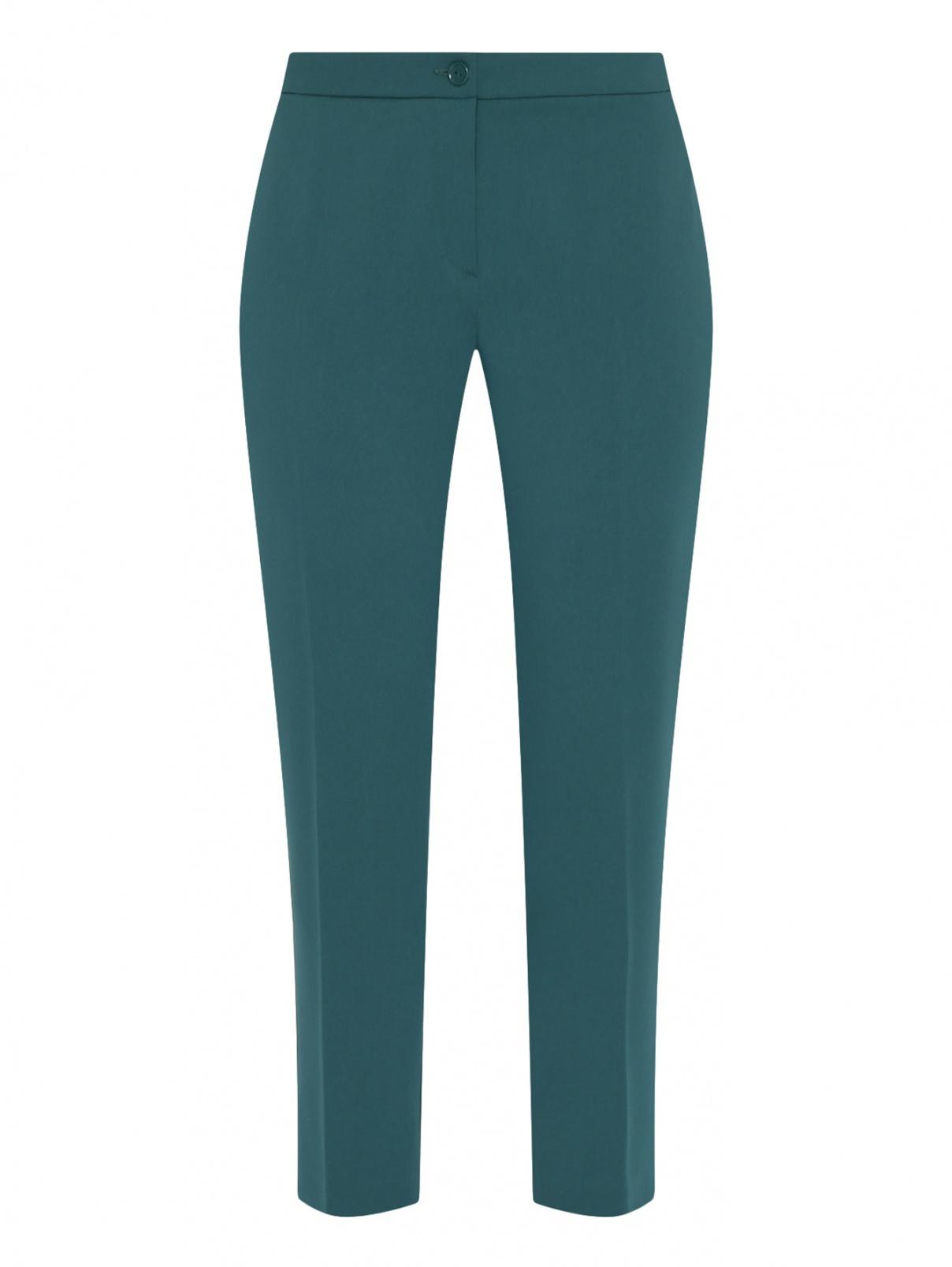 Укороченные брюки на резинке Persona by Marina Rinaldi  –  Общий вид