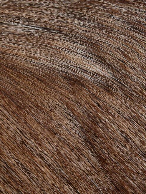 Шуба из меха лисы - Деталь1