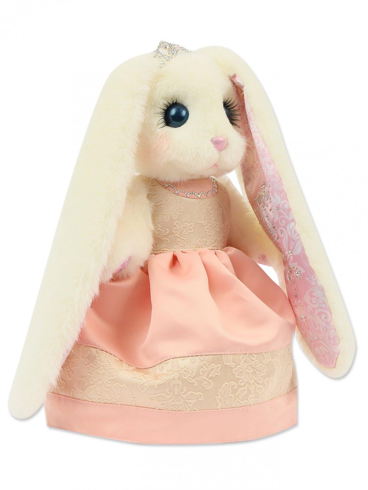 """Коллекционная игрушка """"Зайка Пиглет""""-снежинка Piglette  –  Общий вид"""