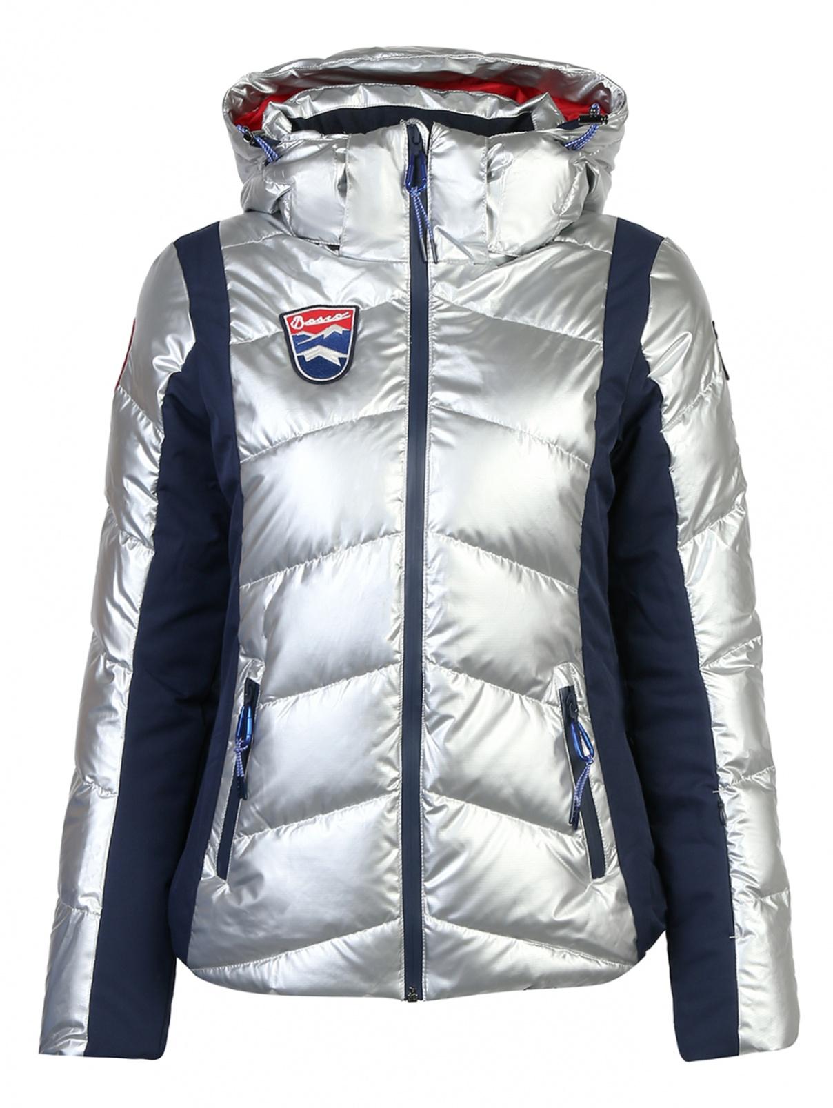 Куртка укороченная , с нашивками Bosco Sport  –  Общий вид