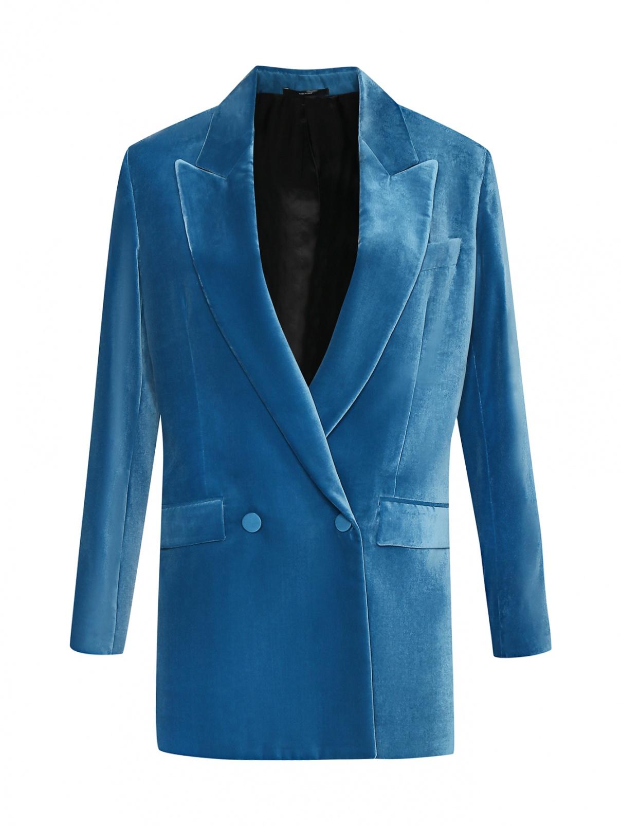 Пиджак из бархата Paul Smith  –  Общий вид