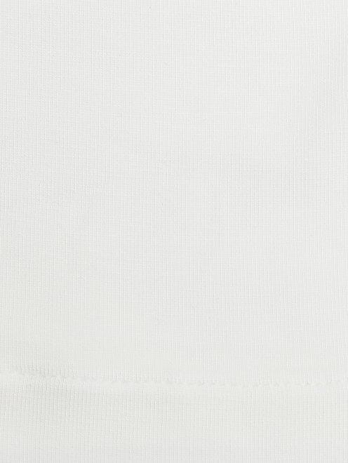 Сорочка трикотажная с кружевным декором La Perla - Деталь1