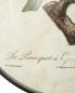 Тарелка настенная с узором Richard Ginori 1735  –  Деталь1