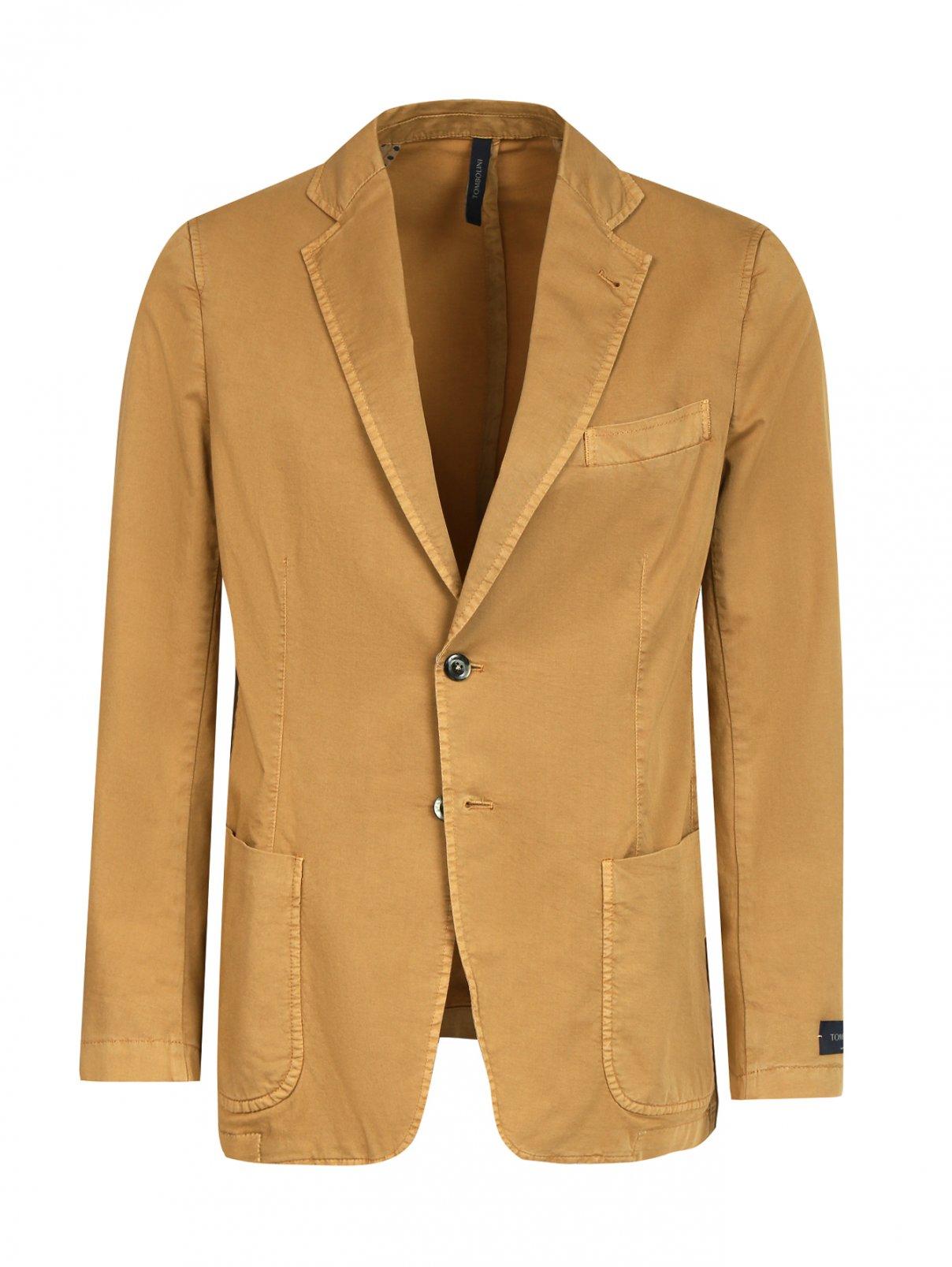 Пиджак из хлопка Tombolini  –  Общий вид