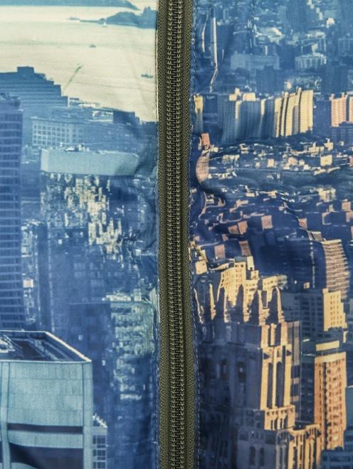 Куртка ветрозащитная с узором Freedomday - Деталь