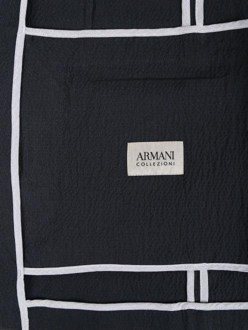 Пиджак из хлопка - Деталь2