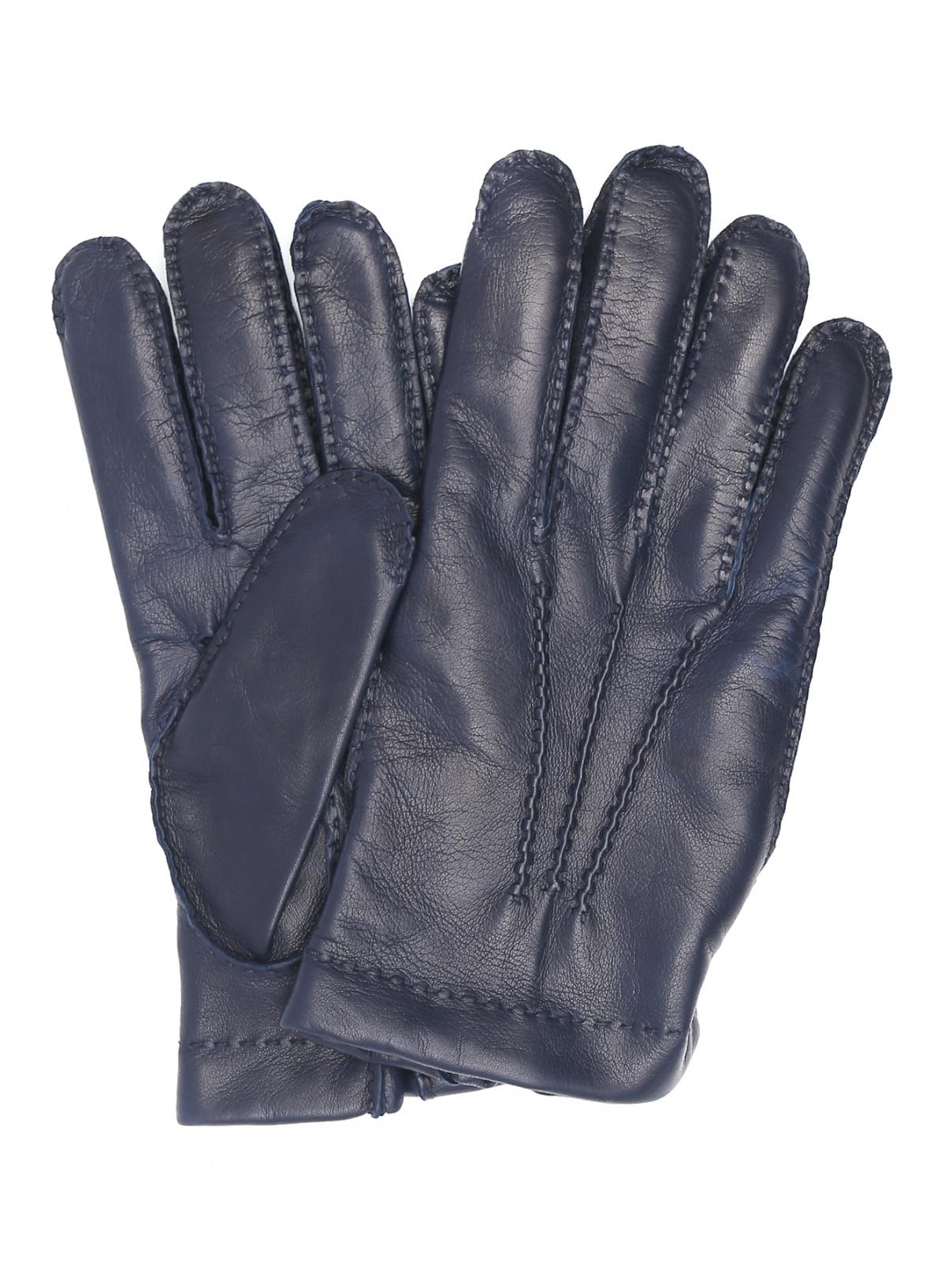 Перчатки из кожи Brooks Brothers  –  Общий вид