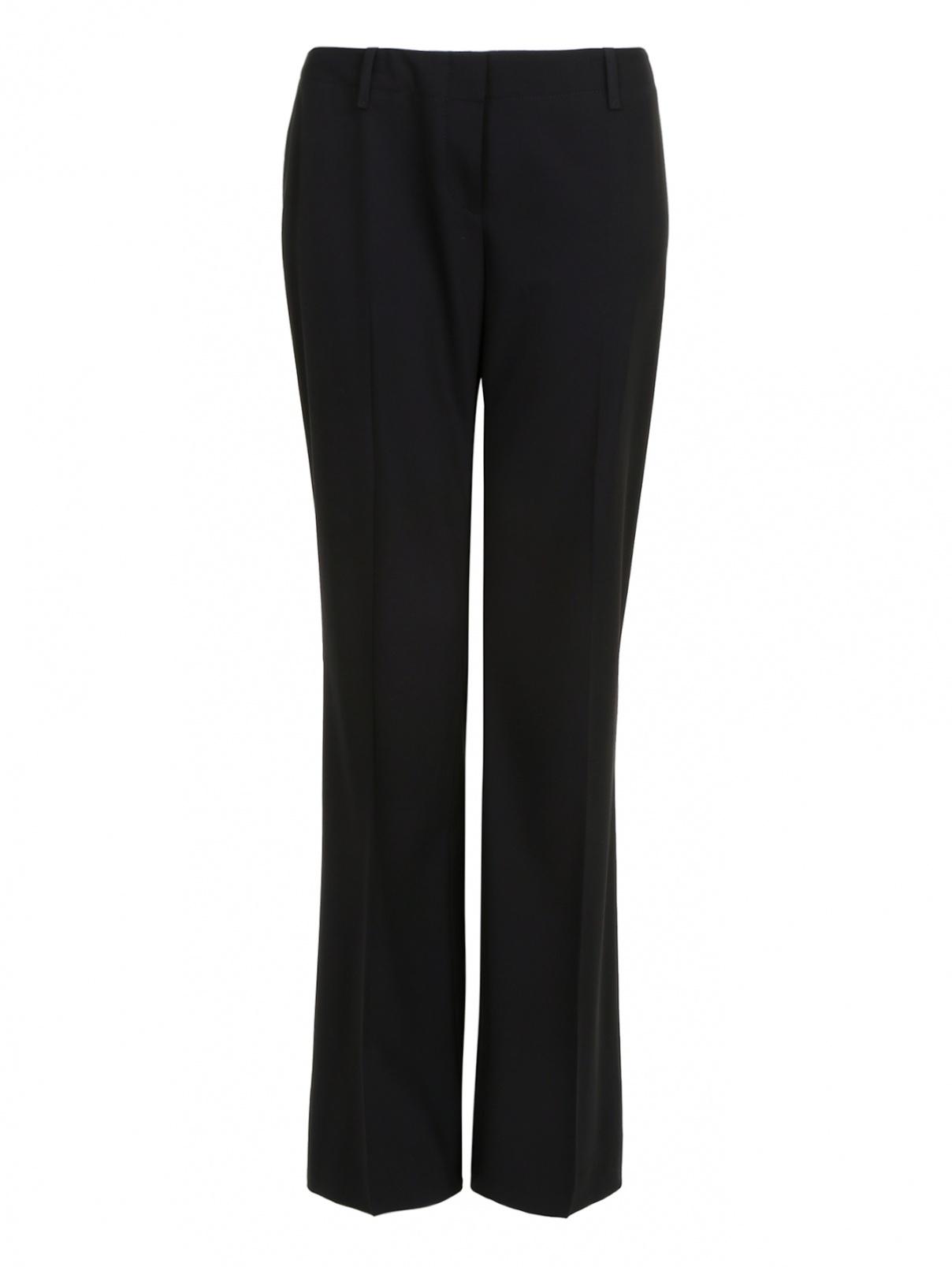 Классические брюки прямого кроя Hugo Boss  –  Общий вид