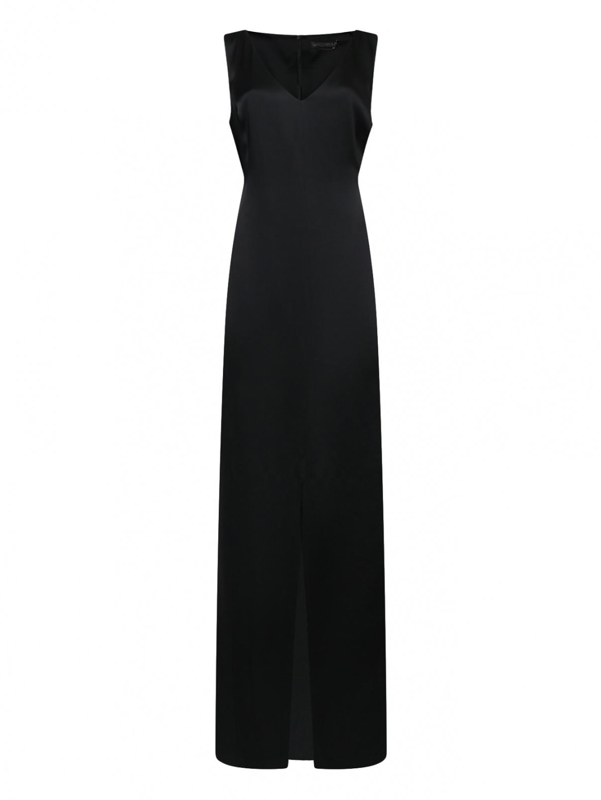 Платье-макси без рукавов Marina Rinaldi  –  Общий вид