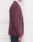 Пиджак из хлопка с контрастным подкладом Gucci  –  Модель Верх-Низ2