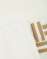 Коврик для ванной комнаты из хлопка с узором Frette  –  Деталь
