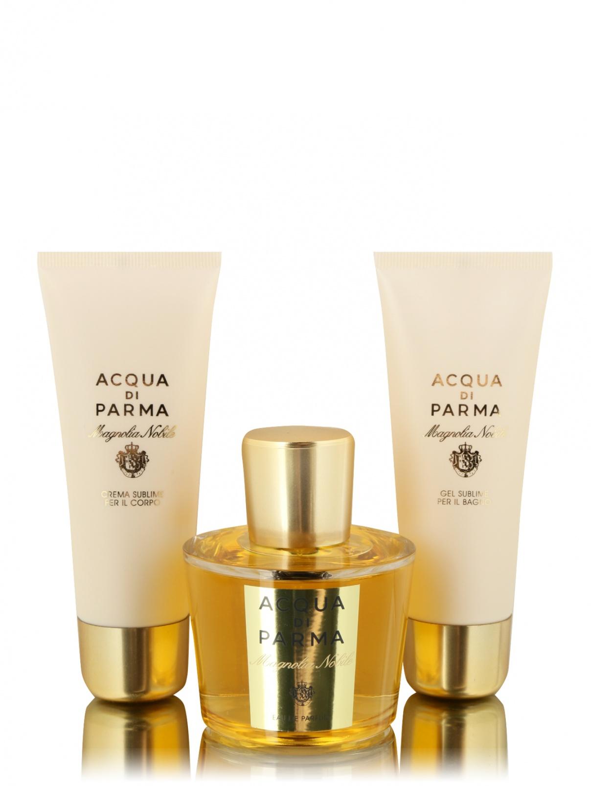 Парфюмерный набор XMAS 2019 Magnolia Nobile Acqua di Parma  –  Общий вид