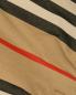 Блуза из хлопка в полоску Burberry  –  Деталь
