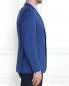 Пиджак однобортный из шерсти Isaia  –  Модель Верх-Низ2