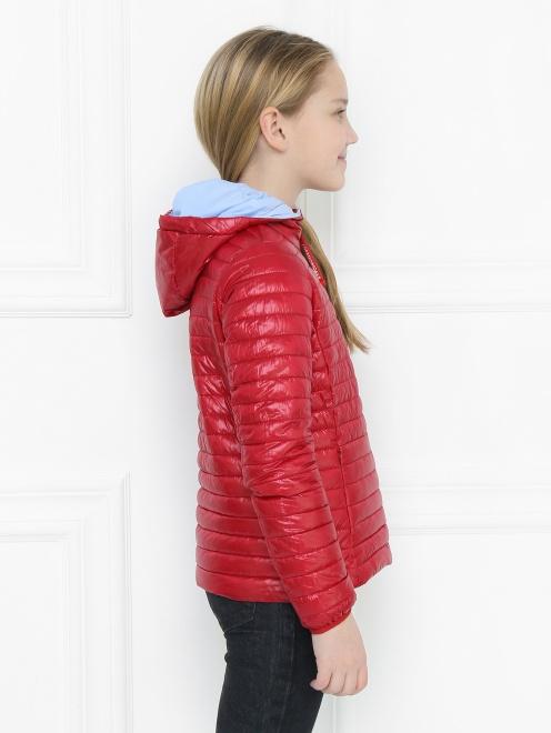 Куртка двухсторонняя с капюшоном Freedomday - МодельВерхНиз2